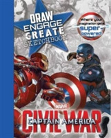 Marvel Captain America Civil War Draw En