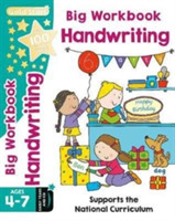 Gold Stars Big Workbook Handwriting Ages