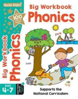 Gold Stars Big Workbook Phonics Ages 4-7