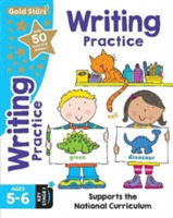 Gold Stars Writing Practice Ages 5-6 Key