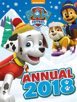 Nickelodeon PAW Patrol Annual 2018