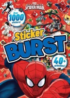 Marvel Ultimate Spider-Man Sticker Burst