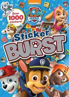 Nickelodeon PAW Patrol Sticker Burst