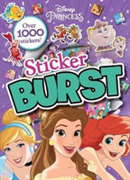 Disney Princess Sticker Burst