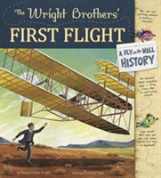 Wright Brothers' First Flight: A Fly on