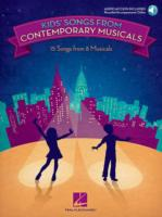 Kids' Songs From Contemporary Musicals (