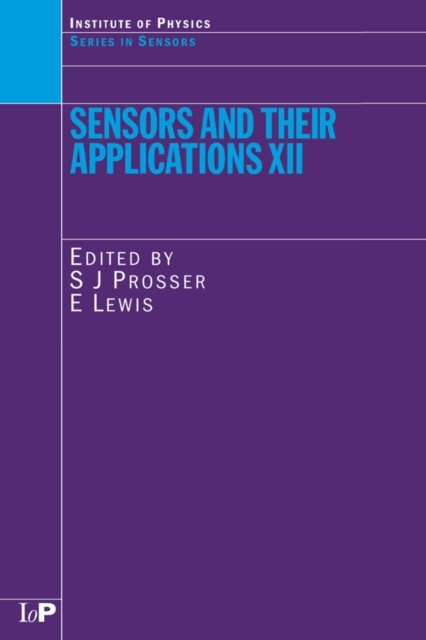 Sensors and Their Applications XII