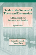 Guide to the Successful Thesis and Disse