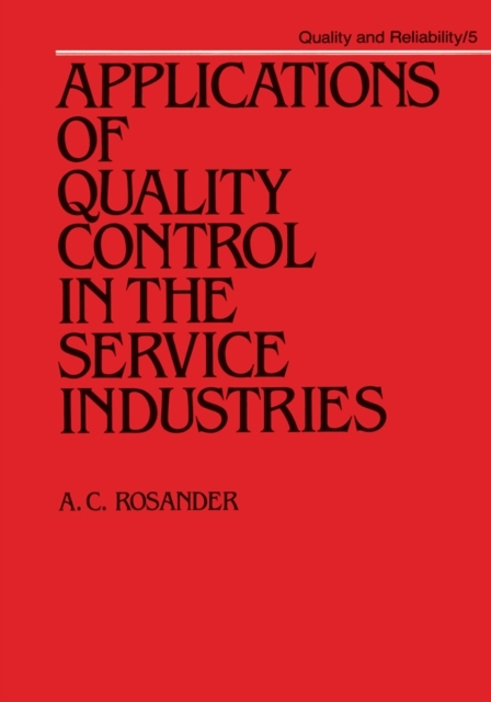 Applications of Quality Control in the S