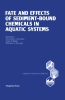 Fate and Effects of Sediment-Bound Chemi