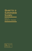 Quest for a Sustainable Society