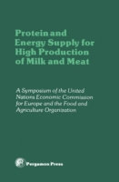 Protein and Energy Supply for High Produ