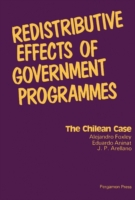 Redistributive Effects of Government Pro