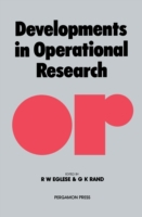Developments in Operational Research