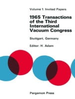 1965 Transactions of the Third Internati