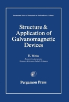Structure and Application of Galvanomagn