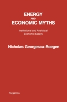 Energy and Economic Myths