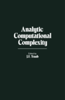 Analytic Computational Complexity