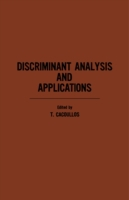 Discriminant Analysis and Applications
