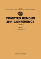 Comptes Rendus 28th Conference