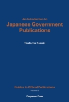 Introduction to Japanese Government Publ