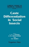 Caste Differentiation in Social Insects