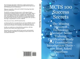 MCTS 100 Success Secrets - The Missing M