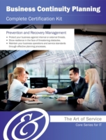 Business Continuity Planning Complete Ce
