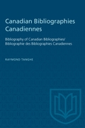 Canadian Bibliographies Canadiennes