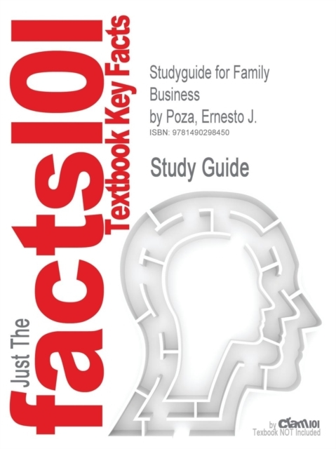 Studyguide for Family Business by Poza,