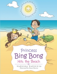 Princess Bing Bong Hits the Beach