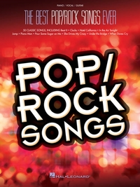 The Best Pop/Rock Songs Ever (PVG)