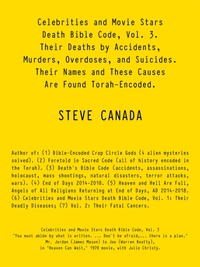 Celebrities and Movie Stars Death Bible