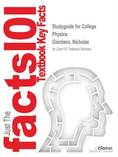 Studyguide for College Physics by Giorda