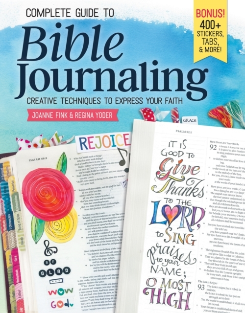 Complete Guide to Bible Journaling