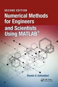 Numerical Methods for Engineers and Scie