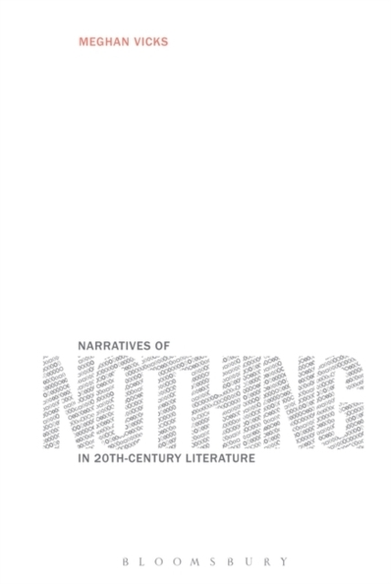 Narratives of Nothing in 20th-Century Li