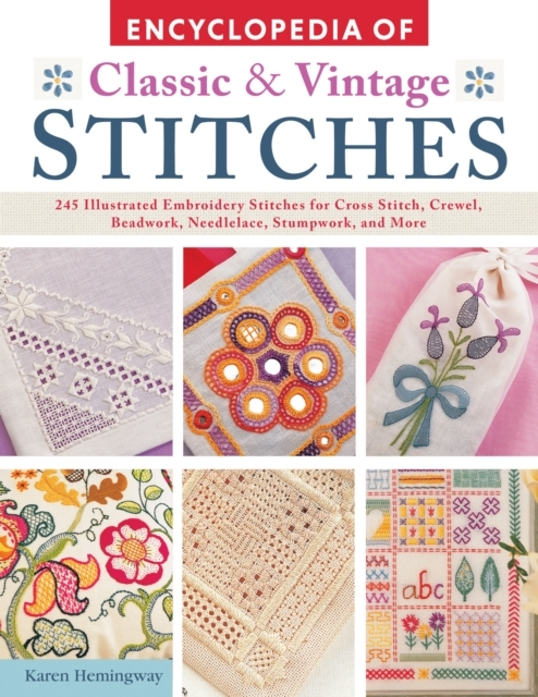 Encyclopedia of Classic & Vintage Stitch