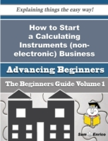 How to Start a Calculating Instruments (