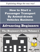 How to Start a Passenger Transport By An