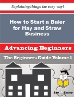 How to Start a Baler for Hay and Straw B
