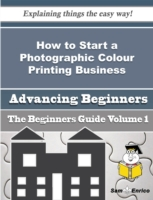 How to Start a Photographic Colour Print