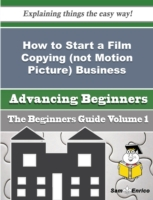How to Start a Film Copying (not Motion