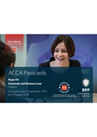 ACCA F4 Corporate and Business Law (Engl
