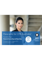 CPA Australia Financial Accounting and R