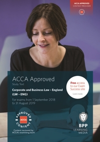 ACCA Corporate and Business Law (English