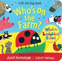 Who's on the Farm? A What the Ladybird H