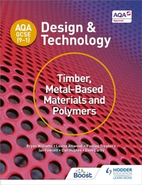 AQA GCSE (9-1) Design and Technology: Ti