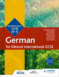 Edexcel International GCSE German Studen