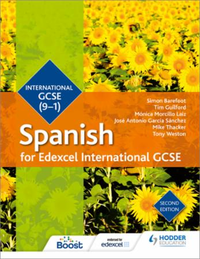 Edexcel International GCSE Spanish Stude